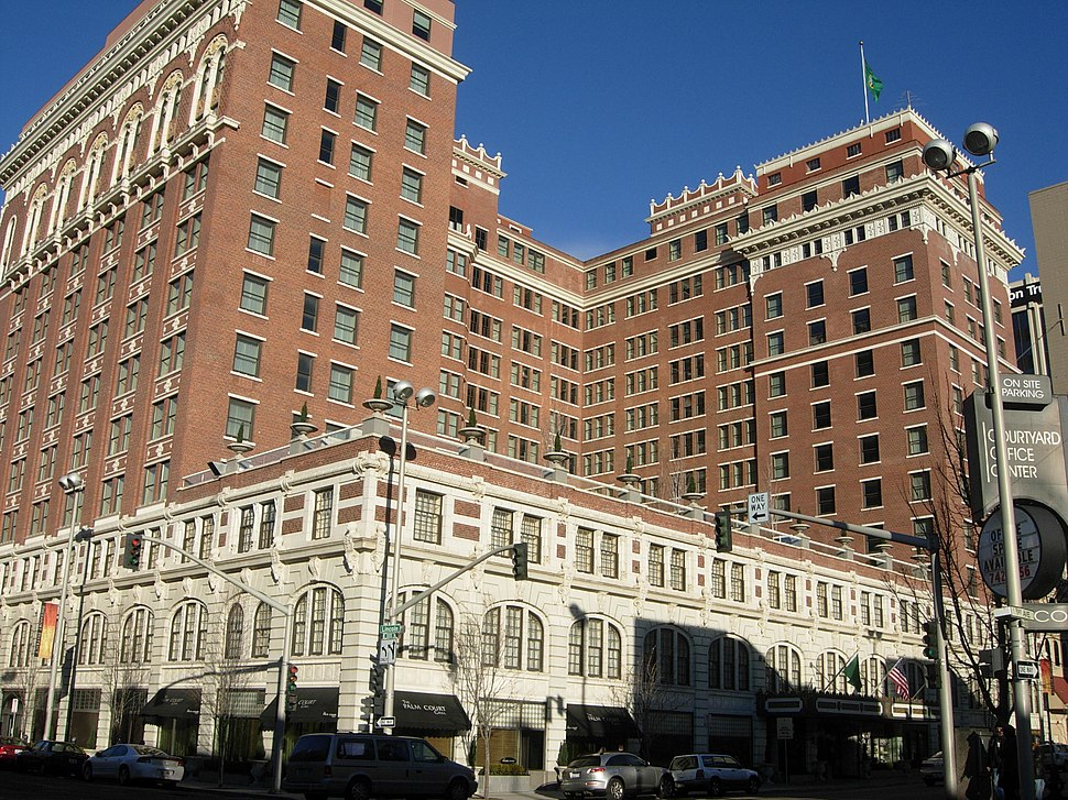 The Davenport Hotel (Spokane, Washington)