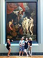 The Education of the Princess in the Louvre, Paris 2014.jpg