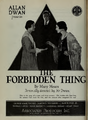 The Forbidden Thing by Allan Dwan 1 Film Daily 1920.png