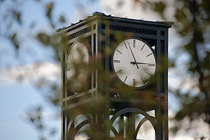 Hudson Valley Community College - The Frank Morgan Clocktower at Hudson Valley Community College