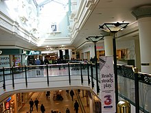 413a9274867 Interior of the centre. The Glades is a shopping ...