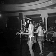 The Ladybirds opptrer i Bergen The Ladybirds performing in Bergen, Norway (1968) (19).jpg