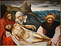 The Lamentation of Christ, circle of Quinten Massijs I, first half of the 16th century - Museum M - Leuven, Belgium - DSC05235.JPG