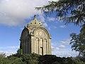 The Monteath Mausoleum on Gersit Law - geograph.org.uk - 238956.jpg