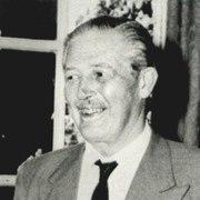 Portrait photograph of Harold Macmillam