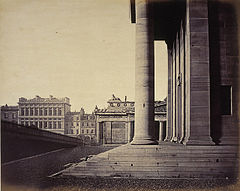 The National Gallery and Royal Institution (Royal Scottish Academy), Edinburgh.jpg