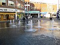 The Old Market Place Fountains, Grimsby - geograph.org.uk - 1076917.jpg