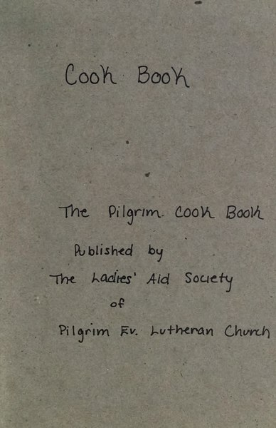 File:The Pilgrim Cookbook.djvu