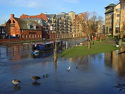 The River Kennet, Reading - geograph.org.uk - 664496.jpg