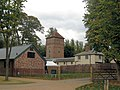 The Stable Block and Water Tower, Poulden Lacey - geograph.org.uk - 1520482.jpg