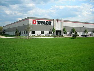 The Taylor Companies - Bedford Ohio Factory