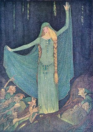 Elenore Abbott - Image: The Two Kings' Children by Elenore Abbott