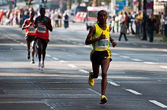 Sport in Germany - Berlin Marathon