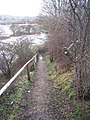 The descent from the A46 on the Viking Way - geograph.org.uk - 2219757.jpg