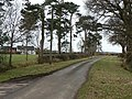 The end of Heatley Lane. - geograph.org.uk - 1136615.jpg