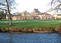 The maltings viewed across the River Nar - geograph.org.uk - 1638893.jpg