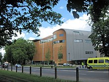 The new Sixth-form Centre, Lambeth College - geograph.org.uk - 1325340.jpg