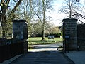 The south exit gate from Blenheim Park - geograph.org.uk - 1748808.jpg