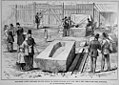 The stone coffin prepared for the burial of Joseph Guibord.jpg