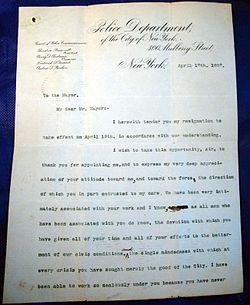 Indexresignation letter roosevelt wikisource the free online theodore roosevelt resignation 001g expocarfo Images