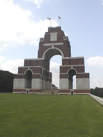 Essex Regiment - The Thiepval Memorial