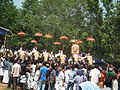 Thiruvambadi varav during Thrissur Pooram 2013 7296.JPG