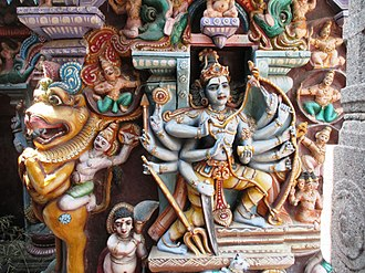 Thiruvadigai Temple - Legend of Shiva as Veerateeswarar