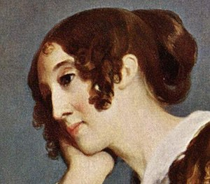 1840s in Western fashion - Hairstyle of 1840