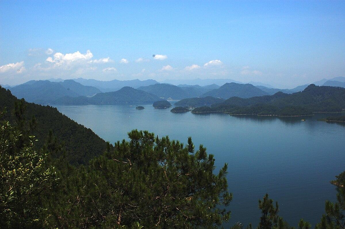 Qiandao Lake - Wikipedia