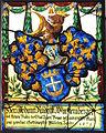 Thurnen, Wappenscheib Johann Rudolf Wurstemberger.JPG
