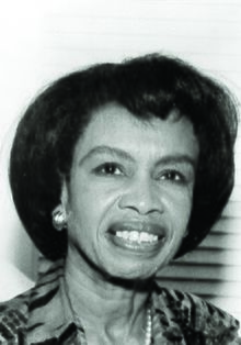 Photo of Thyrsa Frazier Svager