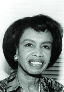 Thyrsa Frazier Svager African American mathematician