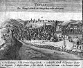 Tiflis, by Johann Baptist Homann 1734-2.jpg