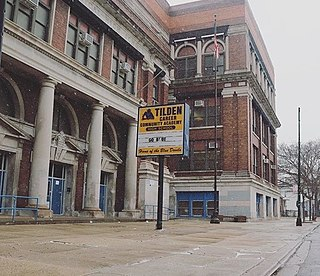 Tilden High School (Chicago) Public secondary school in Chicago, Illinois, United States