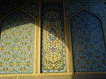 Tiling - Mosque of Hassan Modarres - Kashmar 15.JPG