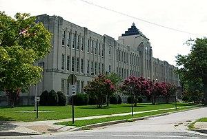 Thomas Jefferson High School (Richmond, Virginia) - Image: Tjhs