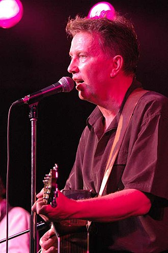 Tom Robinson - Robinson performing on 29 July 2004