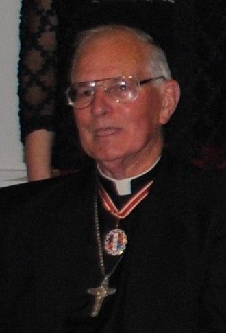 Thomas Williams (cardinal) - Williams in 2011