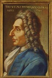 Tomaso Antonio Vitali Italian composer and violinist