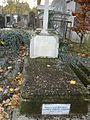 Tombe de Hyacinthe D'OBIGNY DE FERRIERE dit DERVAL - Cimetière Montmartre -.JPG