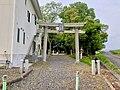 Torii of Sanmei-jinja (Kasugai).jpg