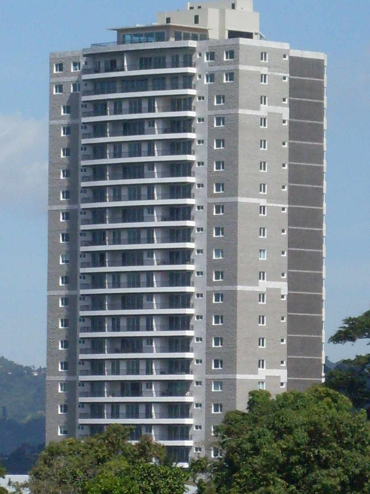 Torre Alisios 115 Wikipedia La Enciclopedia Libre