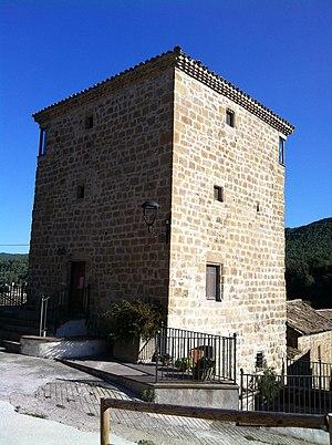Bassella - Tower in Ogern (Bassella)