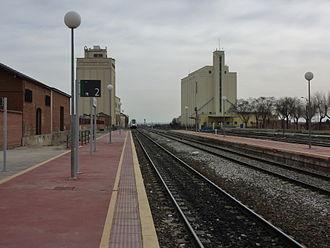 Torrijos, Spain - Image: Torrijos station 2011