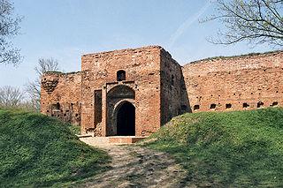 Dybów Castle