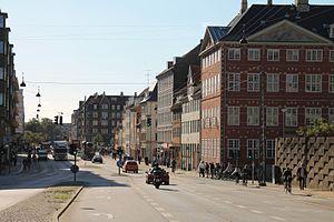Torvegade - Torvegade viewed from Strandgadeexpanded