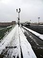 Toulouse neige 20130225 Pont des Catalans.jpg
