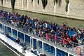 Tour boat @ Seine @ Paris (33549080802).jpg