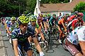 Tour de France 2011 étape 7 sortie Chaumont peloton 5.jpg