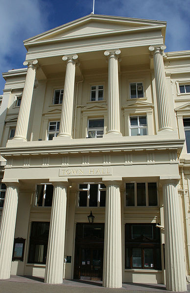 File:Town Hall, Brighton, England.jpg